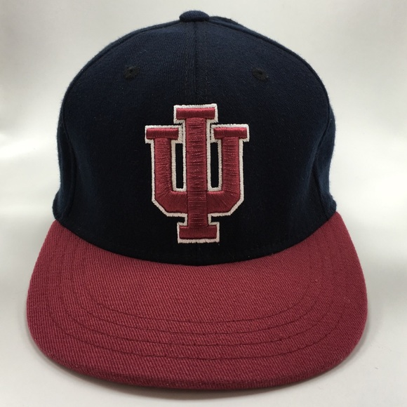 cfab1c50bbd closeout indiana hoosiers hat c1a27 6a373